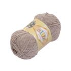 Пряжа Софти (Softy)  50 г / 115 м 617 св.коричневый