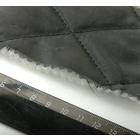 Стеганая подкладка-термо 170Т бол. ромб №5 черн.