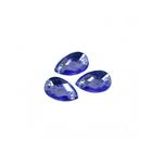 Стразы пришивн. «Астра» (капля) 6*10 мм (уп. 18 шт.) 24 фиолетовый