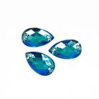 Стразы пришивн. «Астра» (капля) 8*13 мм (уп. 12 шт.) 32 голубой