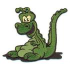 Термоаппликация AD1213 «Динозаврик»