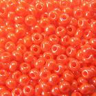 Бисер Preciosa Чехия (уп. 5 г) 98140 оранжевый перламутровый