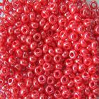 Бисер Preciosa Чехия (уп. 5 г) 98170 красный перламутровый