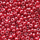 Бисер Preciosa Чехия (уп. 5 г) 98190 т.-красный перламутровый
