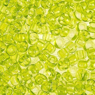 Бисер Preciosa Чехия (уп. 50 г) 01153 св.-салатовый прозрачный в интернет-магазине Швейпрофи.рф