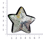 Термоаппликация с пайетками ТВT.TEP 7.10 «Звезда» 7б