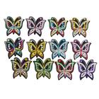 Термоаппликация ТВY.N39 «Бабочки» ассорти(3а)