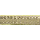 Тесьма брючная 15 мм 02с3069 х/б беж. уп. 25 м