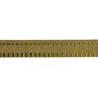 Тесьма брючная 15 мм с654 №04 хаки рул. 50 м