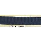Тесьма брючная 15 мм с654 №07 т.-син. рул. 50 м