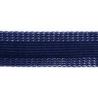 Тесьма брючная 25 мм клеевая рул. 50 м т.-синий