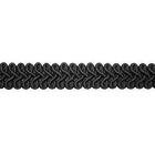 Тесьма отделочная 15 мм TR007 (уп. 25 м) 3176 сер.