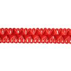 Тесьма отделочная 17 мм «Самоса» (уп. 18 м) 057 красный