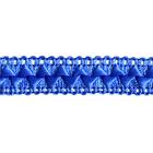 Тесьма отделочная 17 мм «Самоса» (уп. 18 м) 173 синий