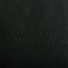 Ткань подкл. вискоза 48%; п/э 52%, №050 черный (штрихи)