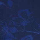 Ткань подкл. поливискон, вискоза 47%; п/э 53% жаккард (шир. 150 см) 38 синий