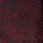 Ткань подкл. поливискон, вискоза 47%; п/э 53% жаккард (шир. 150 см) T528/13 бордовый