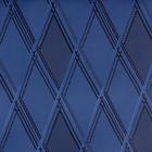 Ткань подкл. поливискон, вискоза 47%; п/э 53% жаккард (шир. 150 см) TSJEA1469 василёк