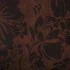 Ткань подкл. поливискон, вискоза 47%; п/э 53% жаккард (шир. 150 см) коричневый