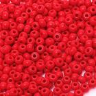 Бисер Preciosa Чехия (уп. 50 г) 93170 красный