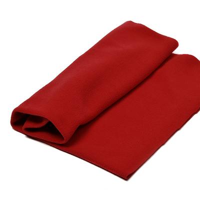 Трикотаж Флис 23185 (50*56 см) красный в интернет-магазине Швейпрофи.рф