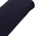 Трикотажное полотно (шир. 40 см) п/ш плотное 416 синий
