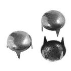 Украшение П. с шипами 10 мм полусфера серебро 53200