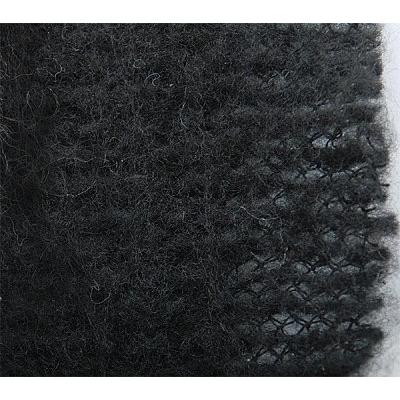 Утеплитель (шерстепон) п/ш ( 50% шерсть, 25% вискоза, 12% полиакрил, 13% п/э) шир. 140 см чёрный в интернет-магазине Швейпрофи.рф