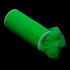 Фатин TBY.С в шпульках шир. 150 мм  (уп. 22,86 м) 28 зелёный