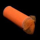 Фатин TBY.С в шпульках шир. 150 мм  (уп. 22,86 м) 30 оранжевый
