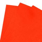 Фетр (однотон.) Soft 1 мм / 20*30 см (уп. 10 шт., цена за 1 шт.) 628 оранжевый