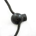 Фиксатор пласт. шарик черный