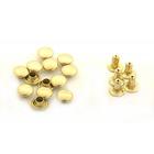 Хольнитены № 00 (6 мм) золото