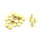 Хольнитены № 33 (7 мм) золото