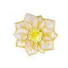 Цветы FL 067 желтый