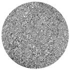 Бисер Тайвань (уп. 10 г) 0001 белый прозрачный