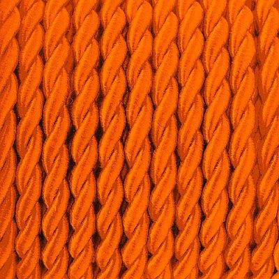 Шнур витой GC-043C (уп. 9,1 м) №023 оранжевый в интернет-магазине Швейпрофи.рф