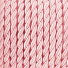 Шнур витой GC-043C (уп. 9,1 м) №102 розовый