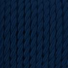Шнур витой GC-043C (уп. 9,1 м) №116 т.-синий