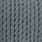 Шнур витой GC-043C (уп. 9,1 м) №126 серый