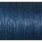 Шнур вощеный 1 мм Гамма JB-01 (уп. 100 м) №038 синий