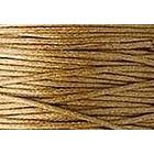 Шнур вощеный 1 мм Гамма JB-01 (уп. 100 м) №060 бежевый