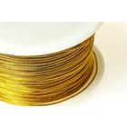 Шнур декор. GC-001M 1 мм (уп. 100 м) золото