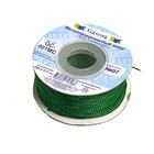Шнур декор. GC-001МС 1 мм (уп. 100 м) №07 зелёный
