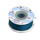 Шнур декор. GC-001МС 1 мм (уп. 100 м) №08 голубой
