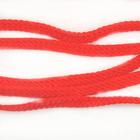Шнур капрон плоский 1с19 (уп. 50 м) красный