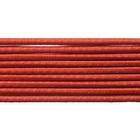 Шнур резиновый 2.5 мм Тур. №148 красн. рул. 100 м