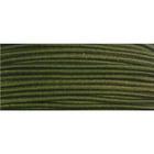 Шнур резиновый 2.5 мм Тур. №263 хаки  рул. 100 м