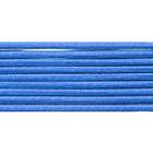 Шнур резиновый 2.5 мм Тур. №331 голубой  рул. 100 м