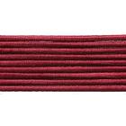 Шнур резиновый 3 мм Тур. бордо рул. 100 м